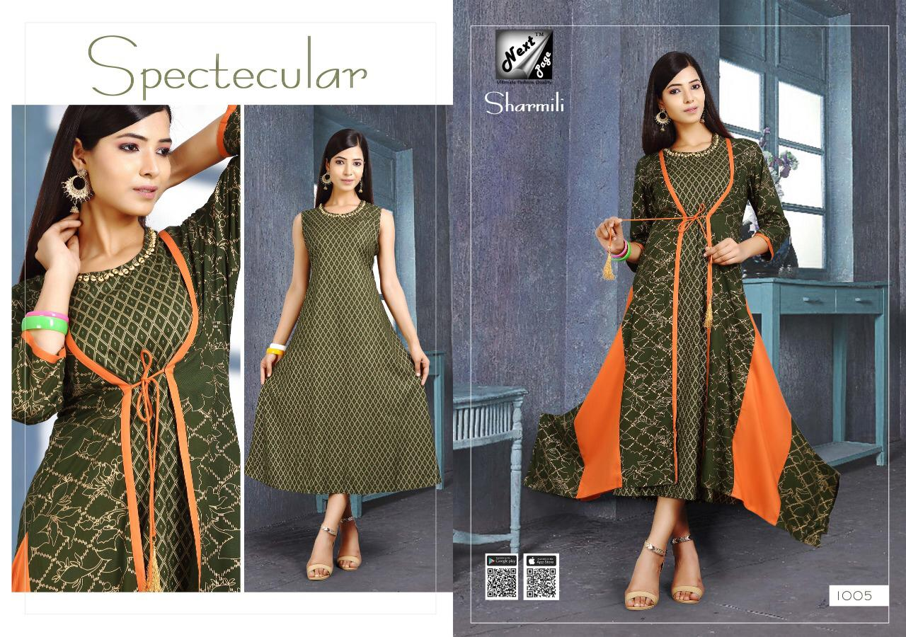 Next Page Sharmili collection 4