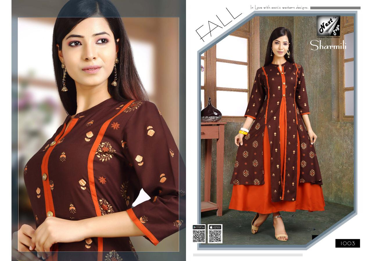 Next Page Sharmili collection 2