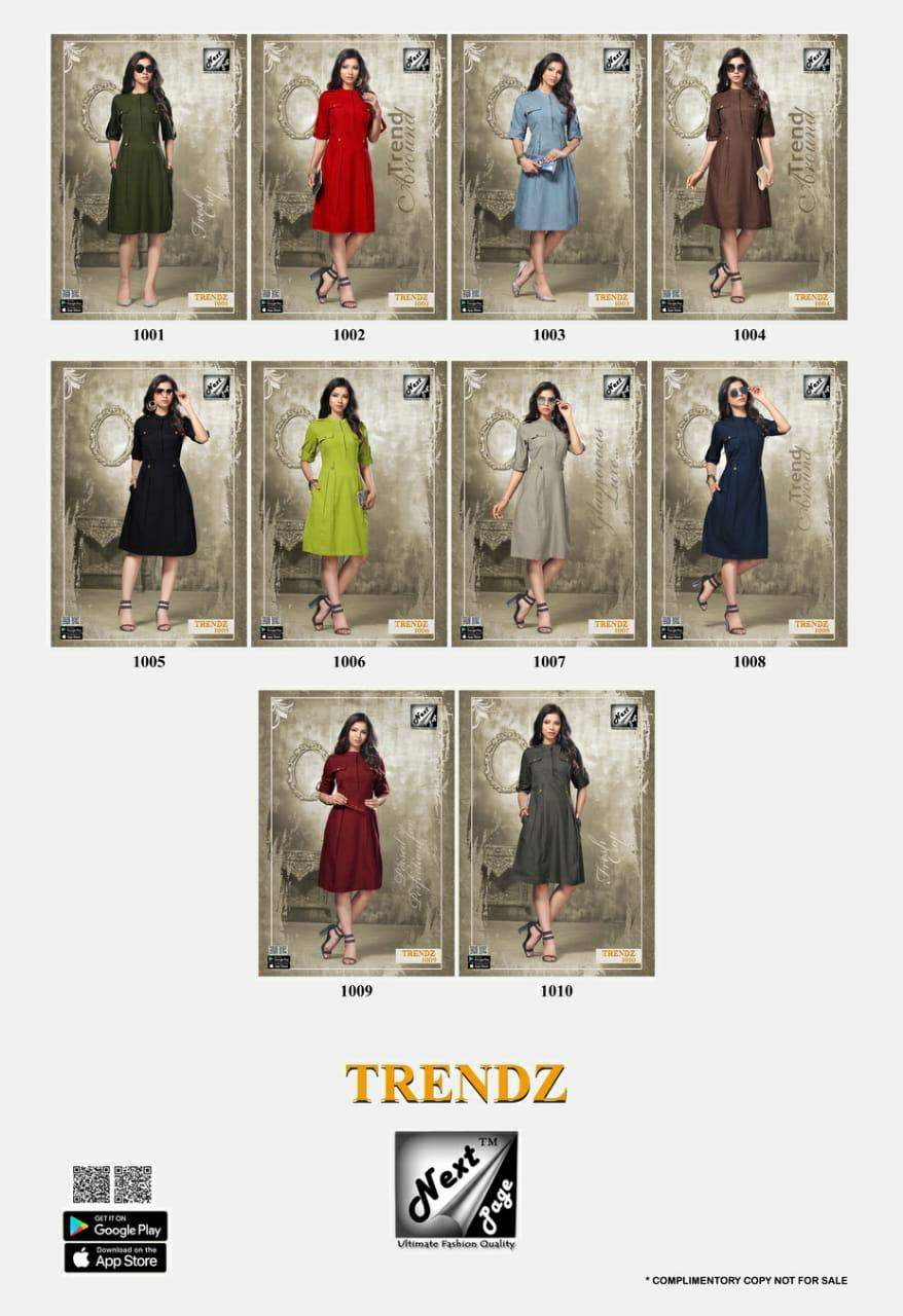 Next Page Trendz 1 collection 9
