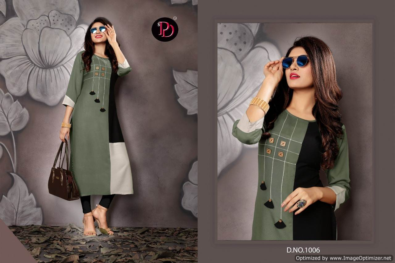 Poorvi Glamour collection 4