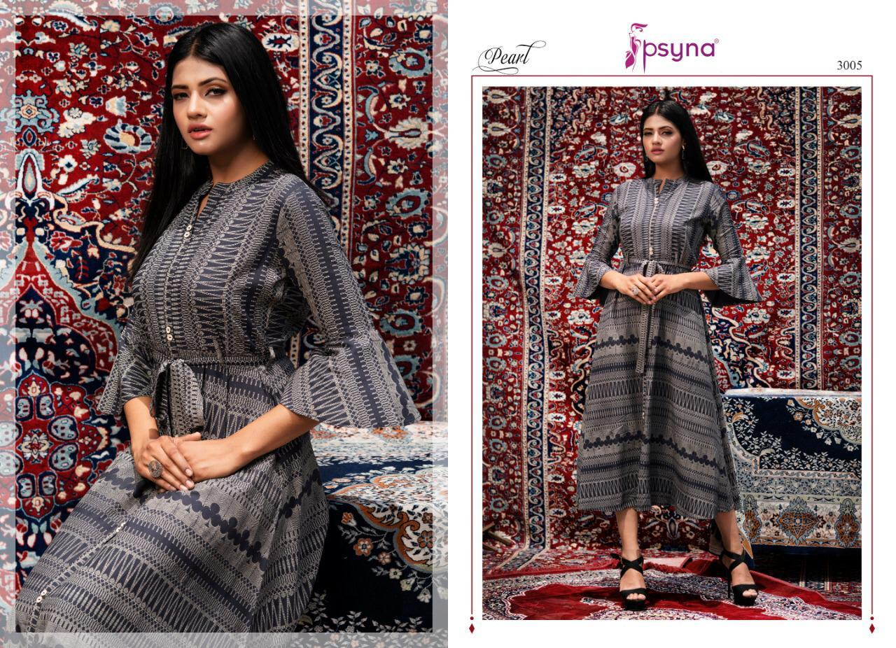 Psyna Pearl Vol 3 collection 9