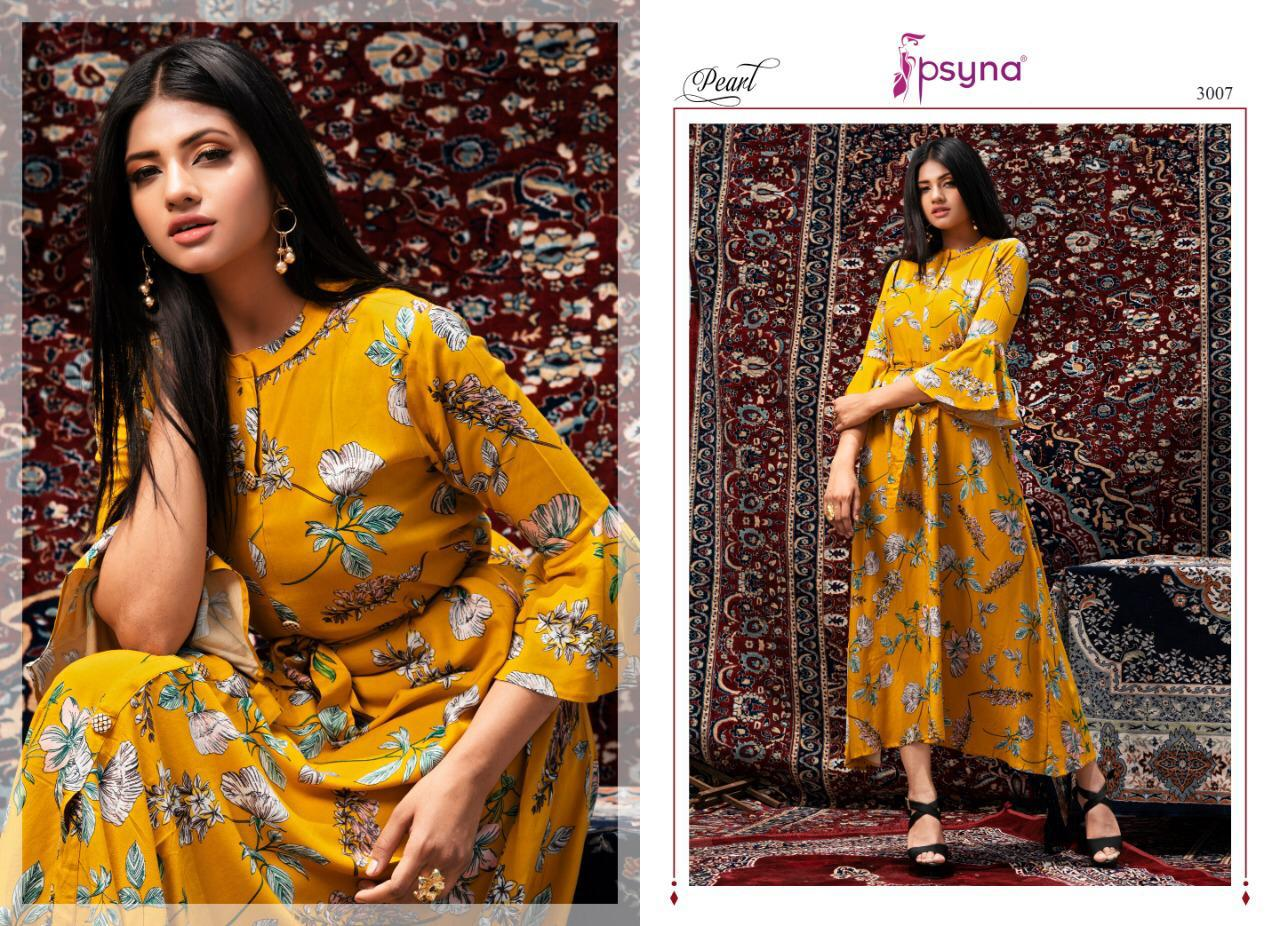 Psyna Pearl Vol 3 collection 8
