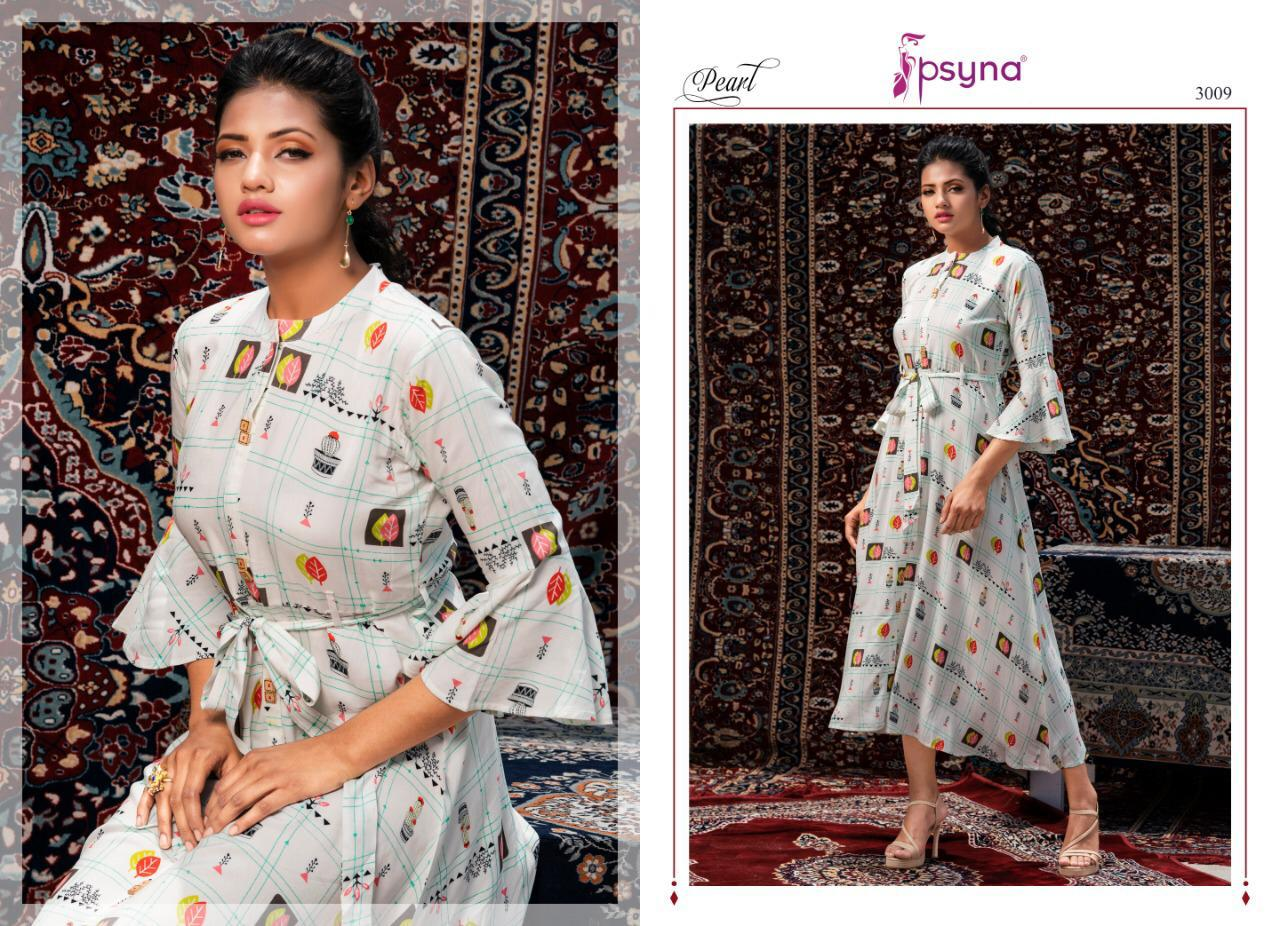 Psyna Pearl Vol 3 collection 6