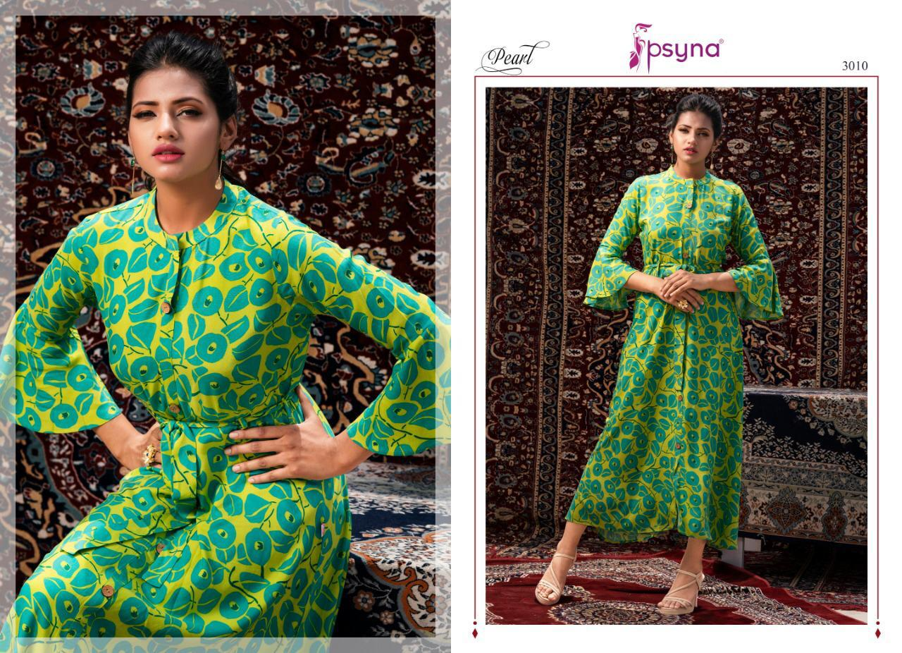 Psyna Pearl Vol 3 collection 5