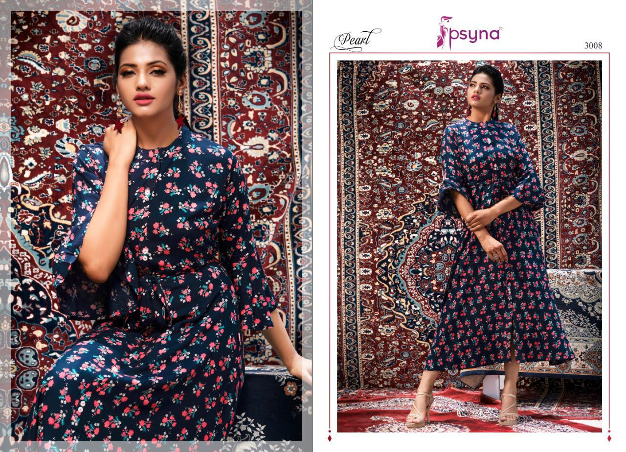 Psyna Pearl Vol 3 collection 4