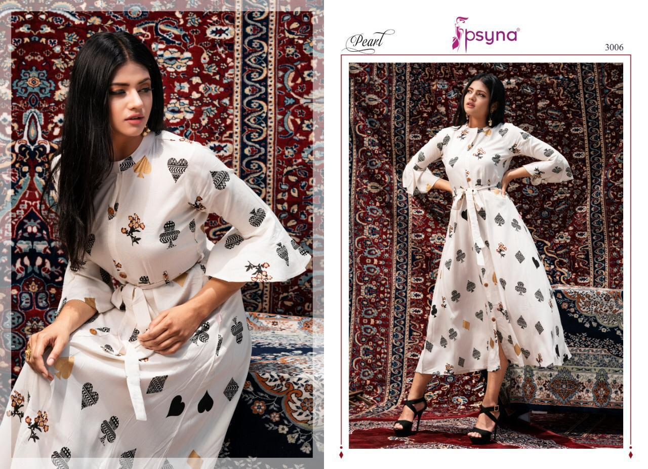 Psyna Pearl Vol 3 collection 3