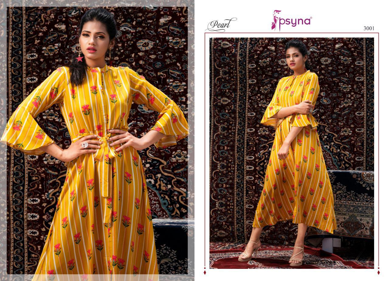 Psyna Pearl Vol 3 collection 2