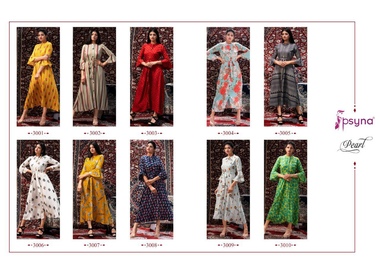 Psyna Pearl Vol 3 collection 11