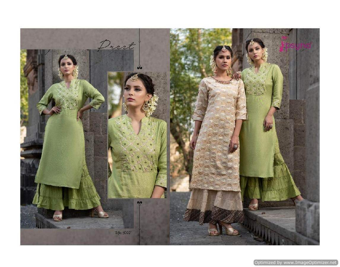 Psyna Preet 3 collection 4