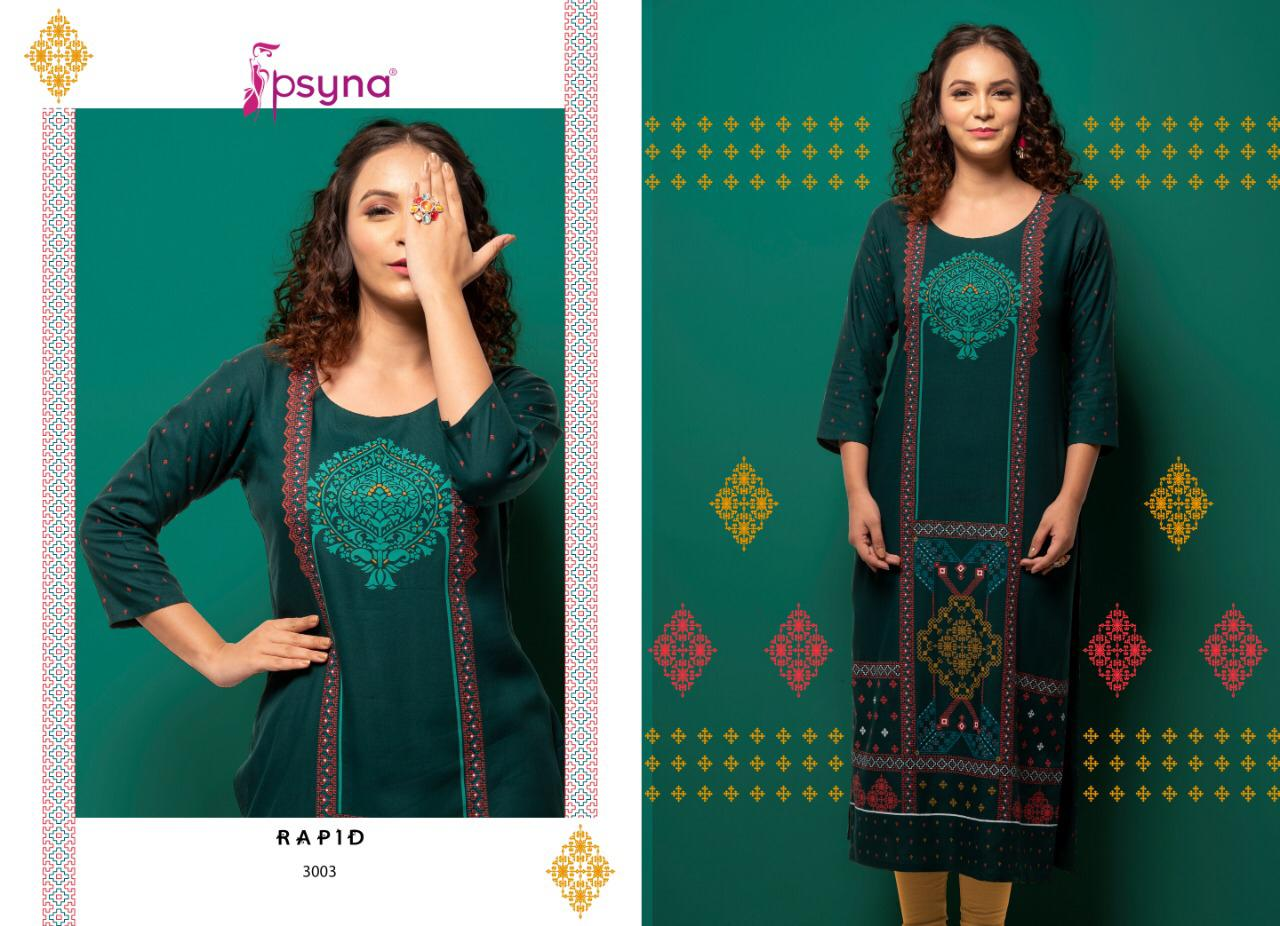 Psyna Rapid Vol 3 collection 6