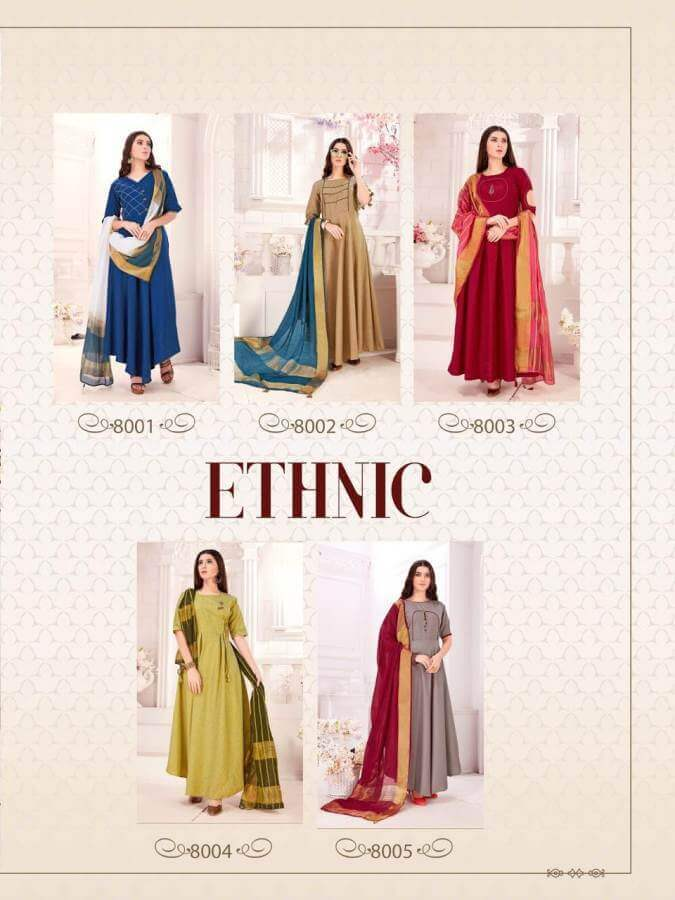 RT Ethnic collection 3