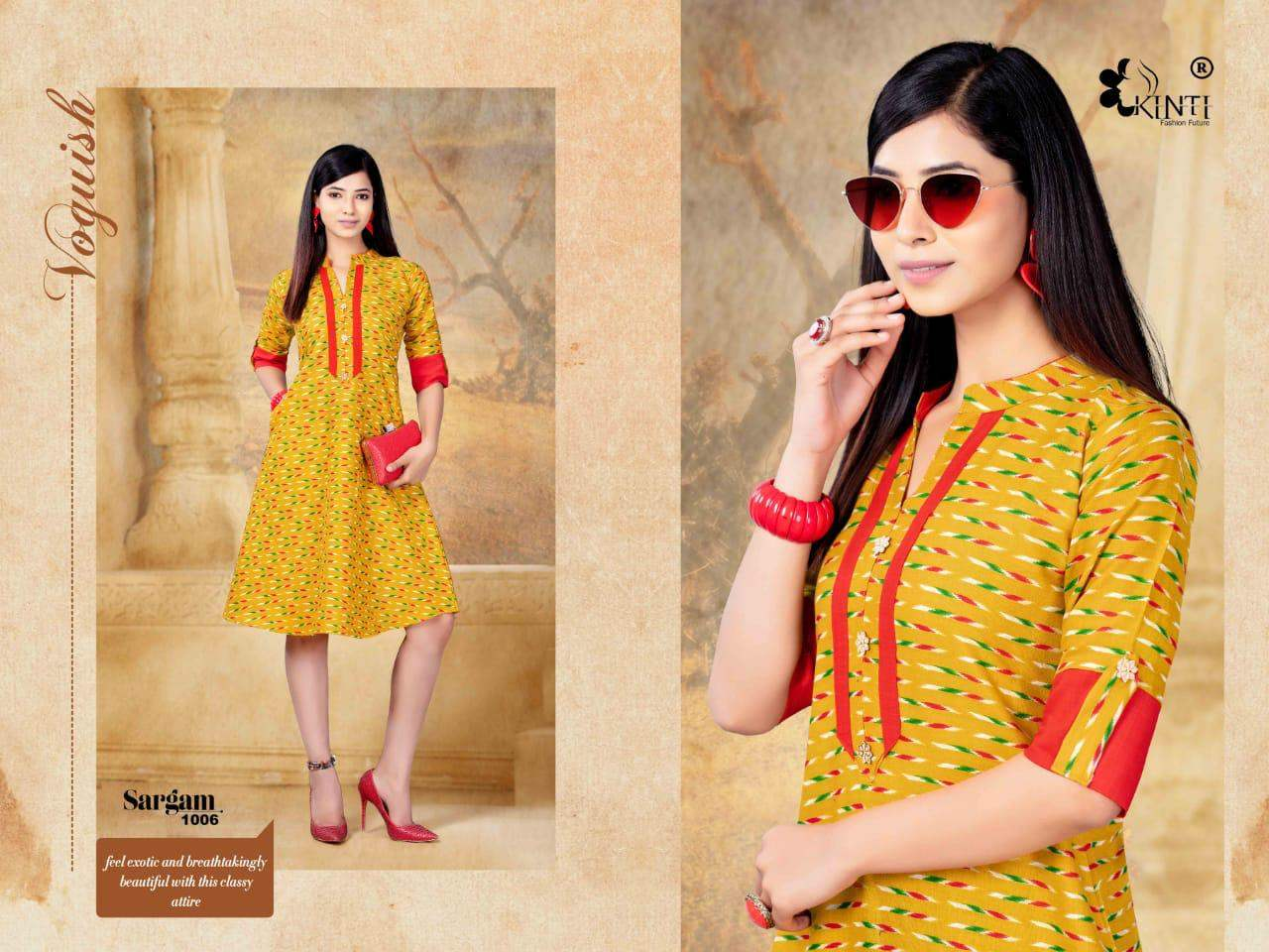 Sargam By Kinti collection 9