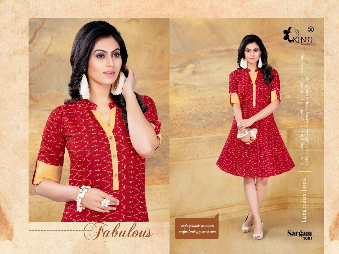 Sargam By Kinti collection 1