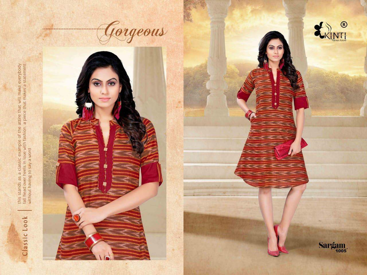 Sargam By Kinti collection 3