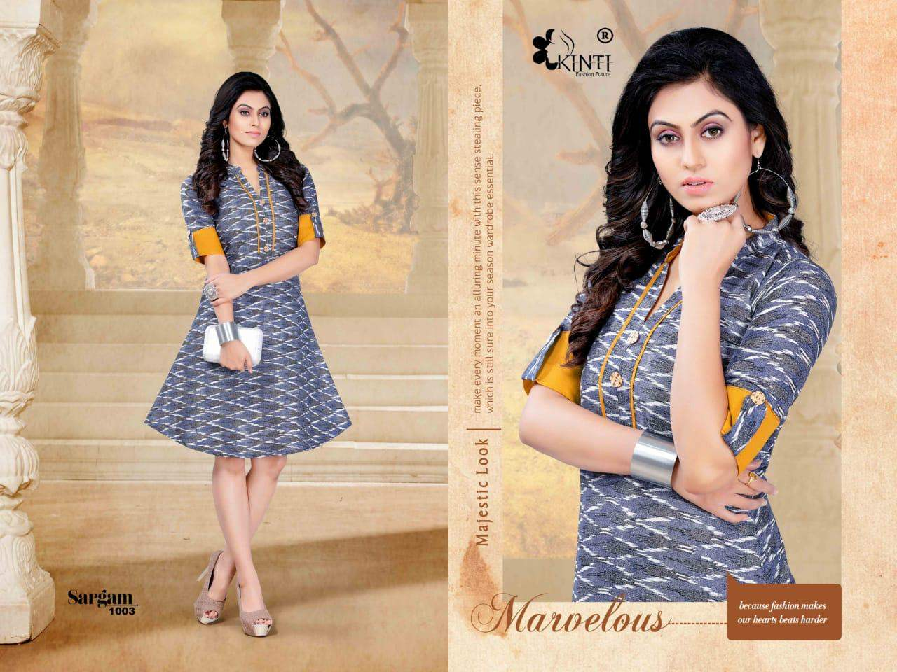 Sargam By Kinti collection 7