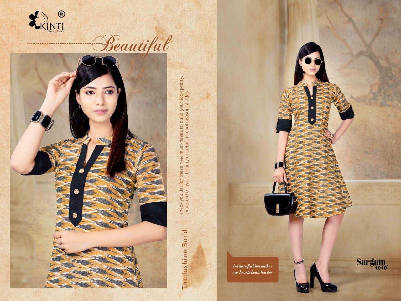 Sargam By Kinti collection 8