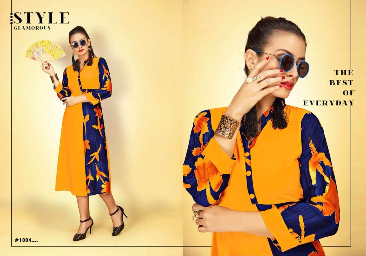 Shubh NX Anaira Vol 1 collection 8
