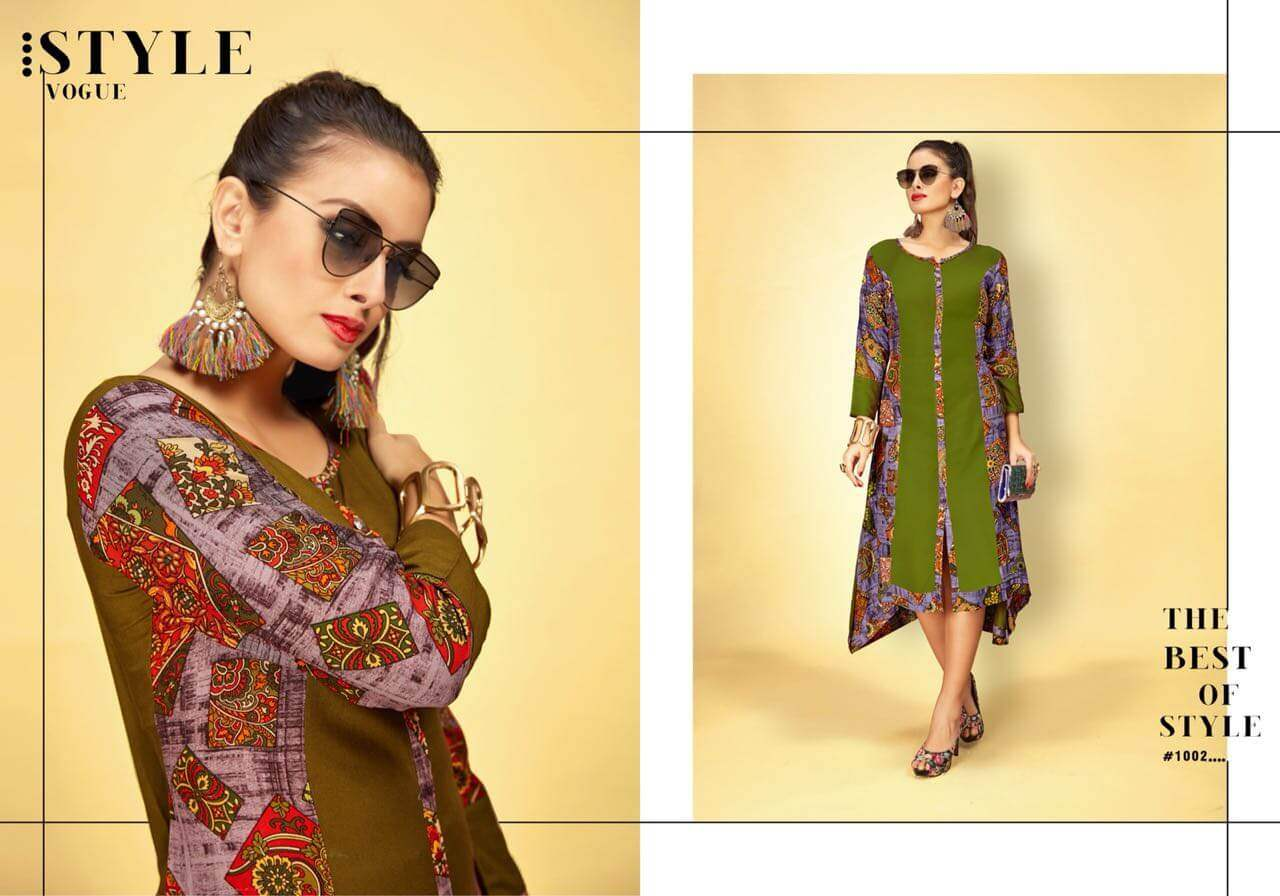 Shubh NX Anaira Vol 1 collection 6
