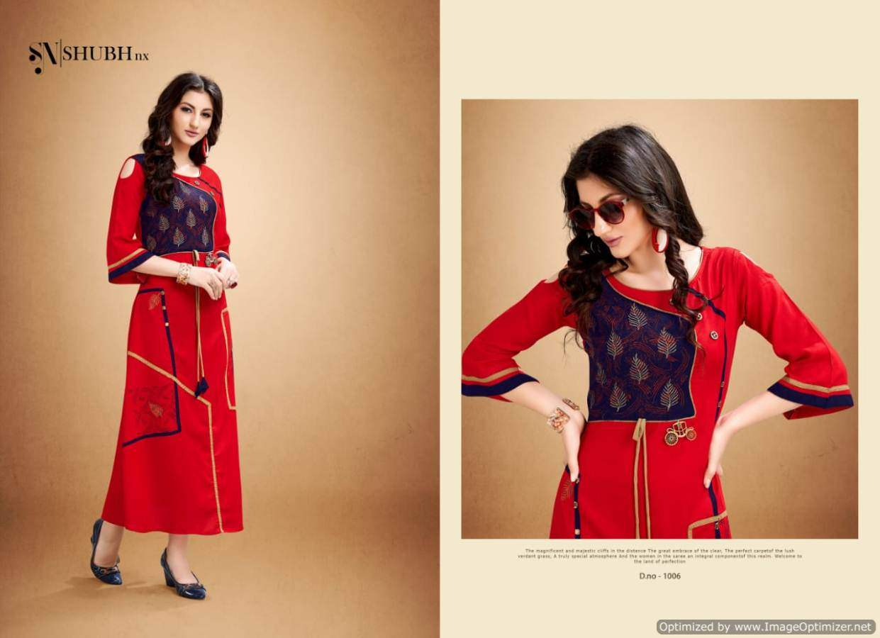 Shubh Rooby collection 4