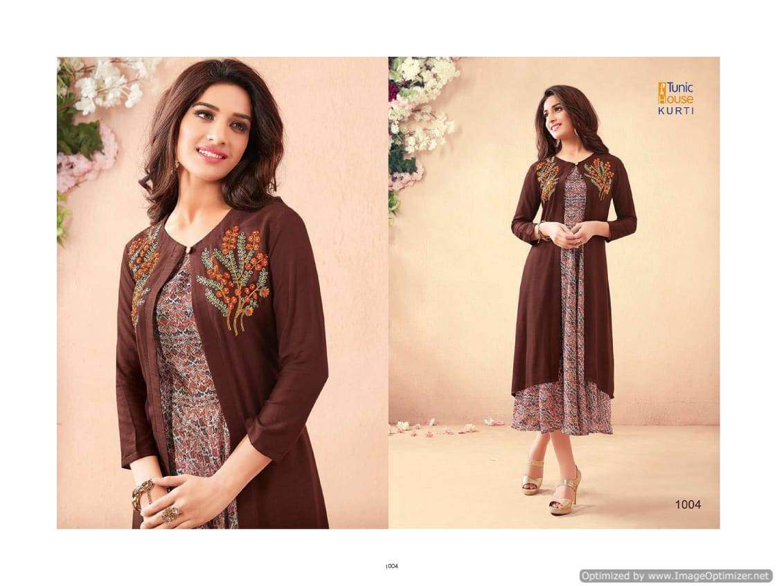 Swarna Pankh 2 Tunic House collection 6