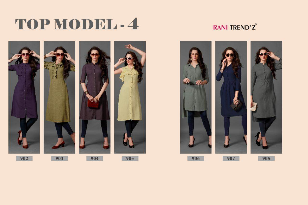 Rani Trendz Top Model 4 collection 1