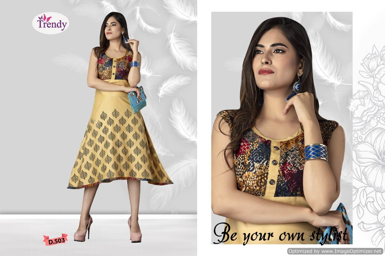 Trendy Raashi collection 9