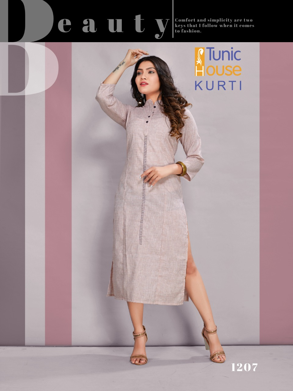 Tunic House Peace collection 9