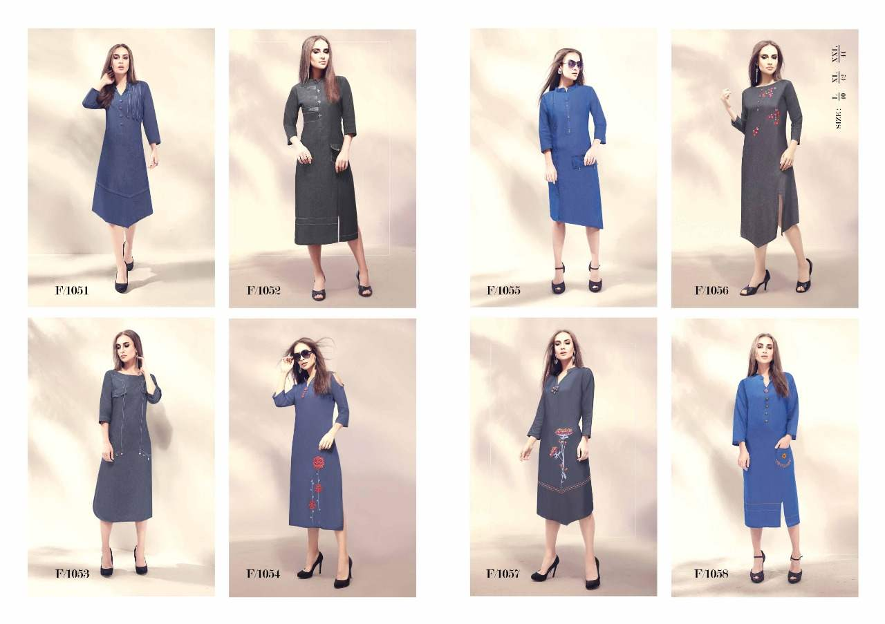 Fionista Trandy & Denim collection 6