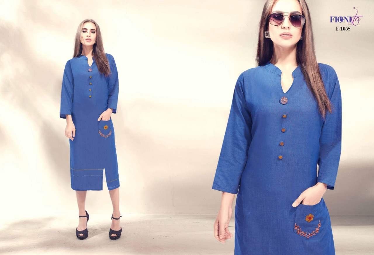Fionista Trandy & Denim collection 7