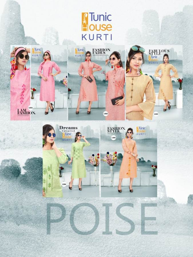 Tunic House Poise collection 6