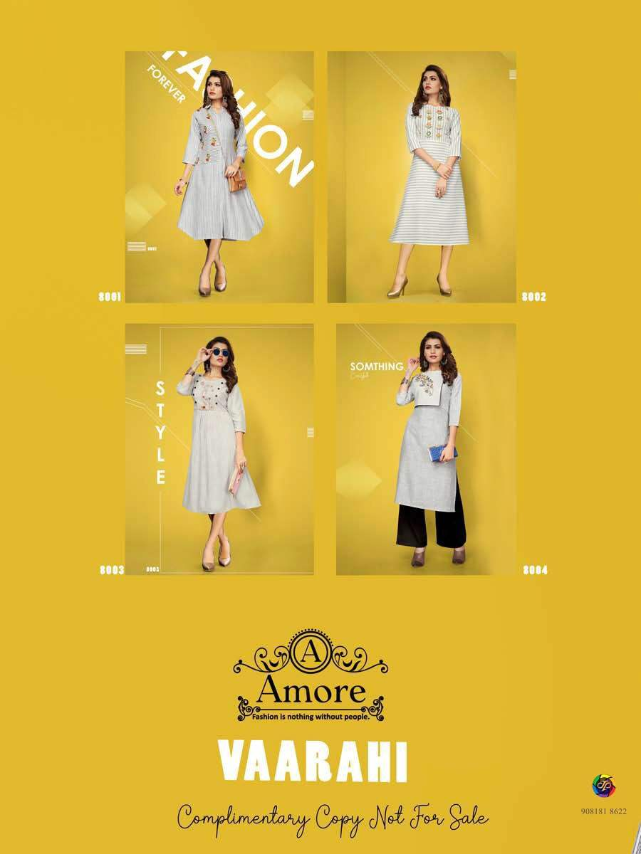 Amore Vaarahi 8 collection 4