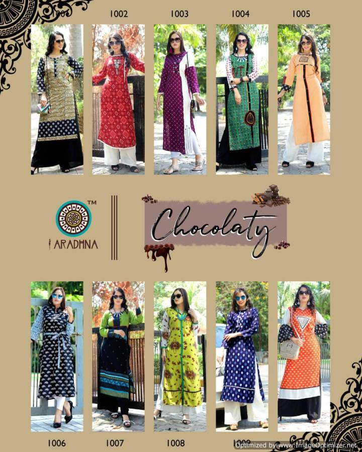 Aradhna Chocolaty collection 9