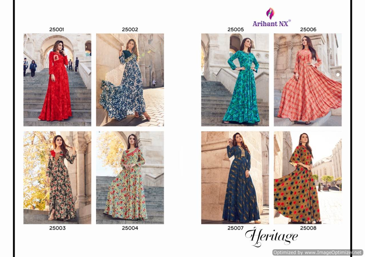 Arihant Heritage collection 5