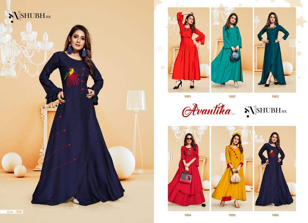 Avantika Vol 1 collection 5
