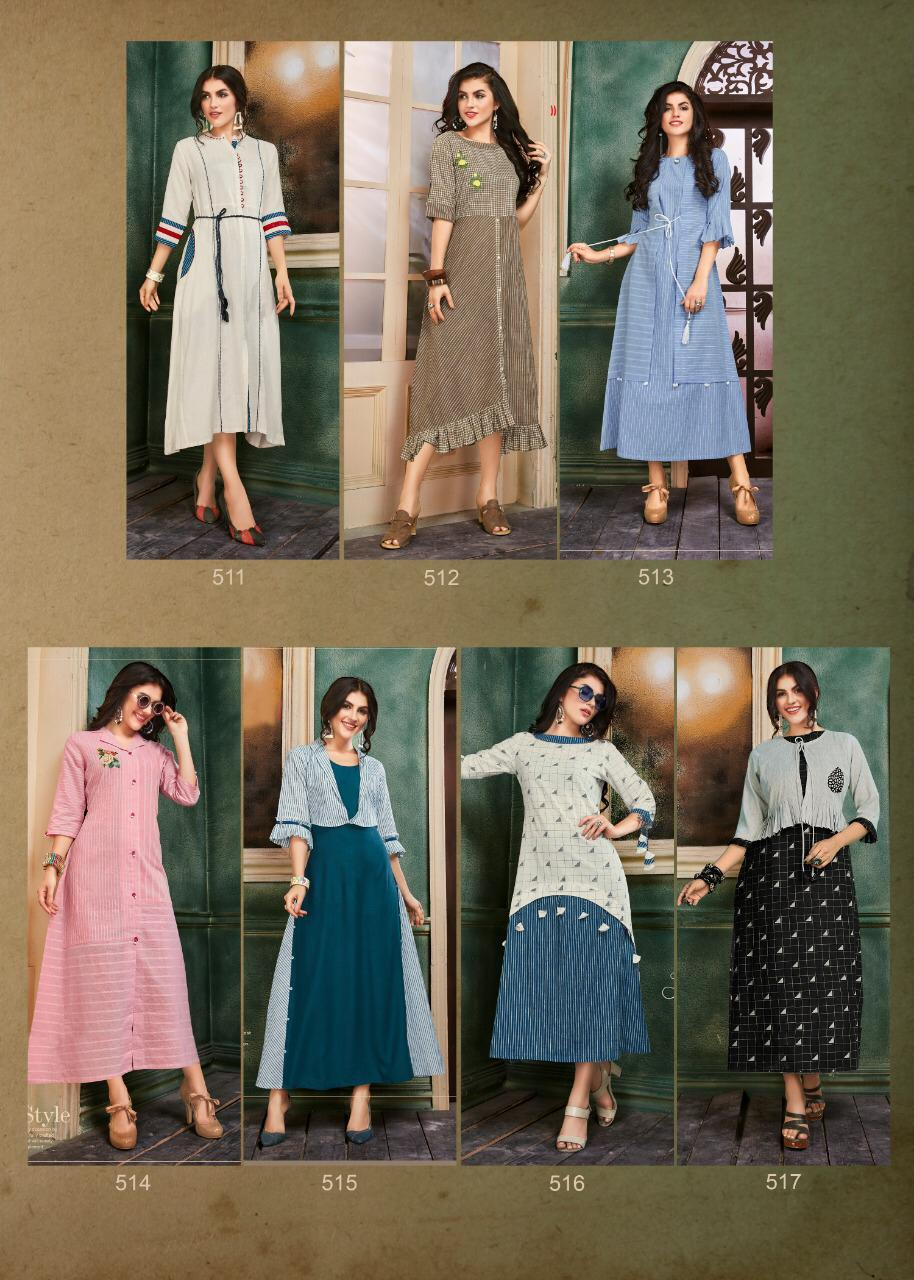 Dhanyawad Cotton Candy collection 1