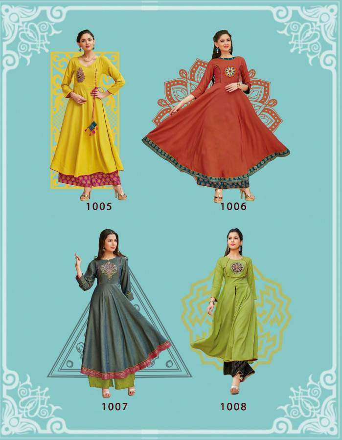 Diya Trands Iconic Vol 1 collection 1