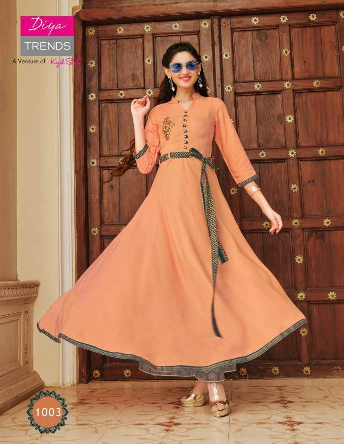 Diya Trands Iconic Vol 1 collection 3