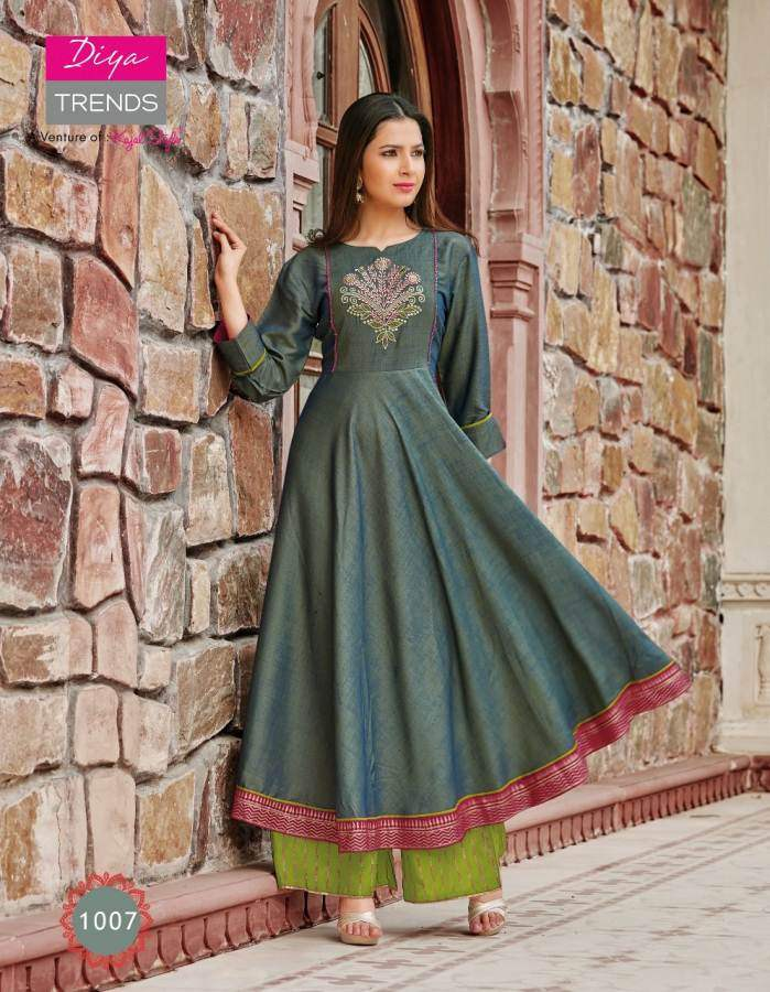Diya Trands Iconic Vol 1 collection 8