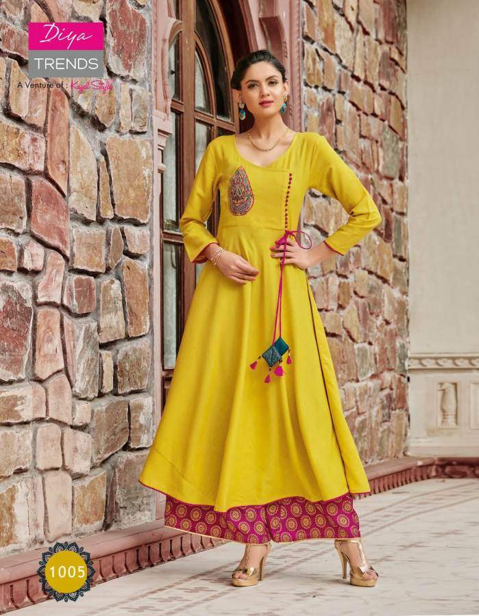 Diya Trands Iconic Vol 1 collection 9