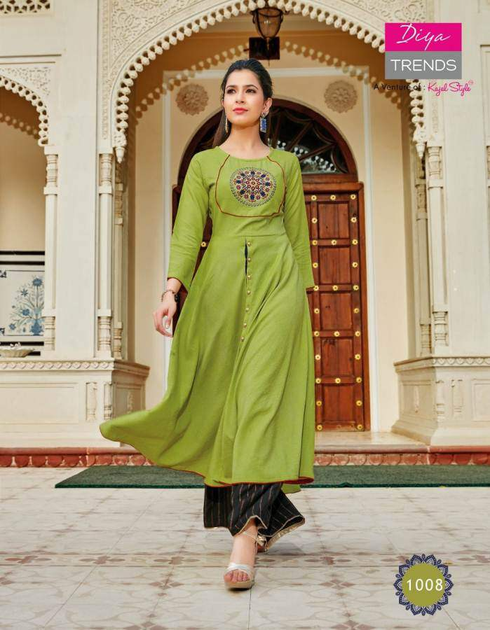 Diya Trands Iconic Vol 1 collection 2