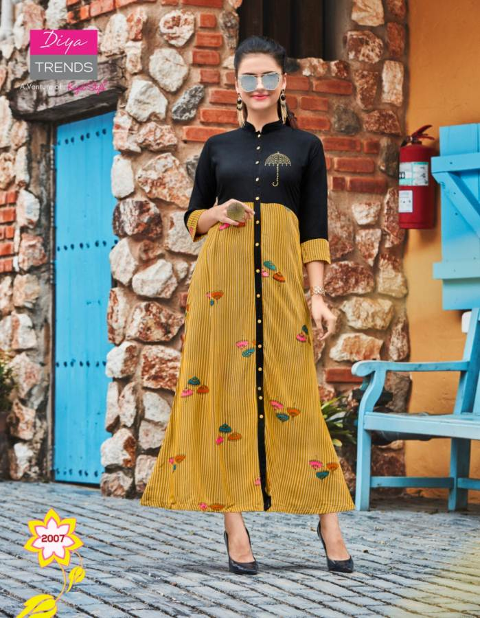 Diya Trends Galleria Vol 2 collection 1