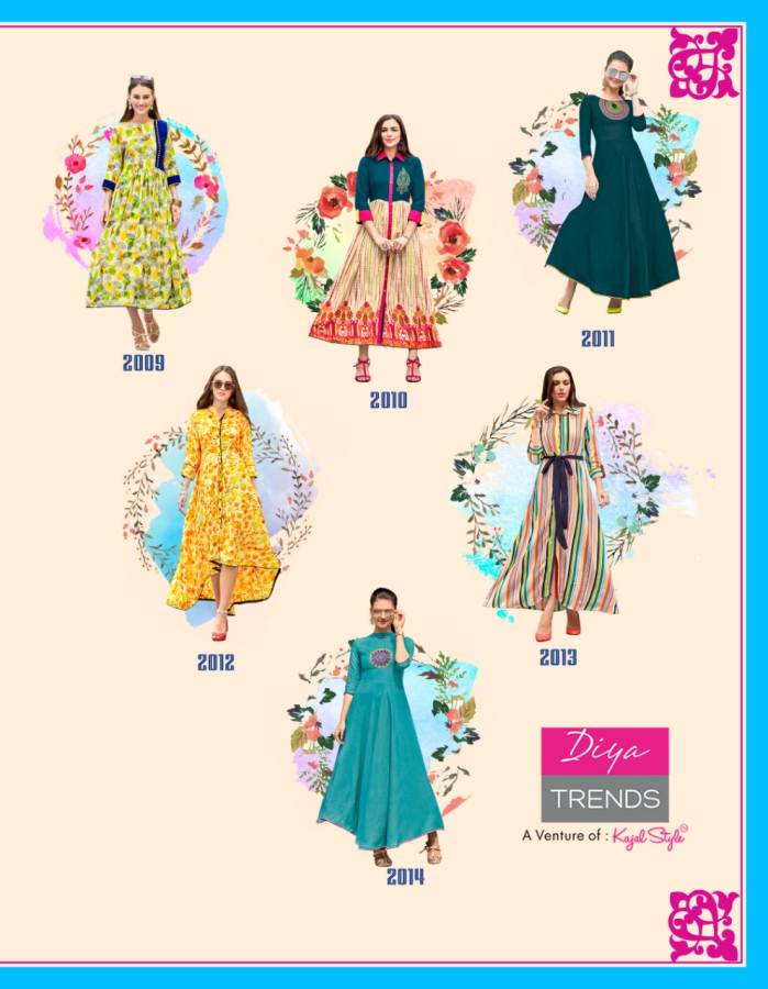 Diya Trends Galleria Vol 2 collection 12