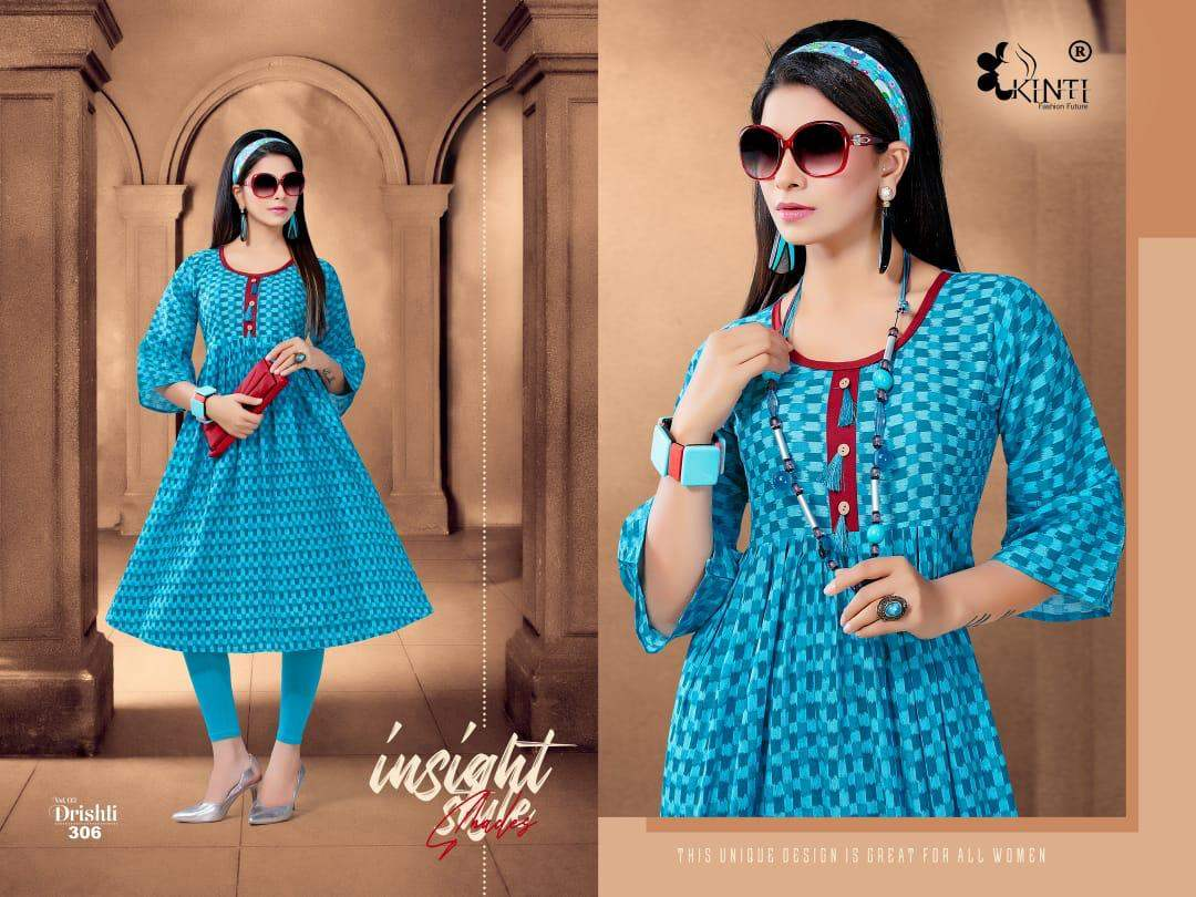 Drsiti By Kinti collection 10