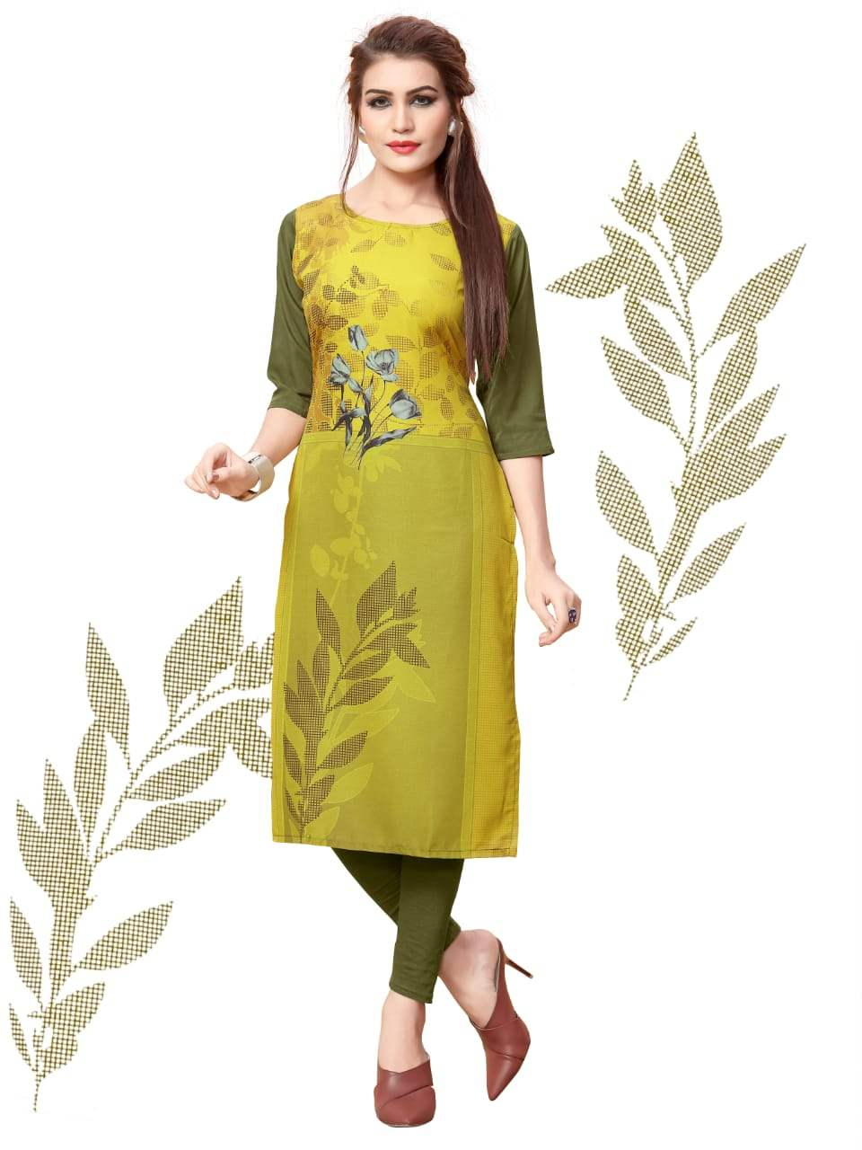 Ethnic Crepe Vol 10 collection 6