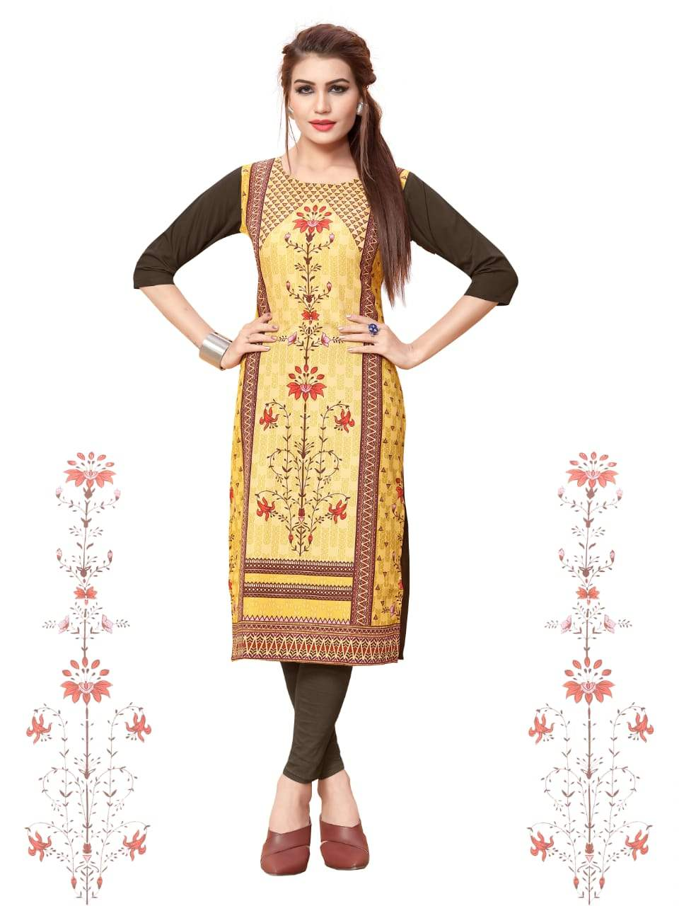Ethnic Crepe Vol 10 collection 10