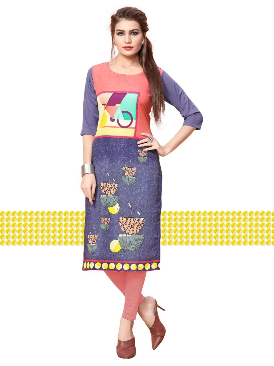 Ethnic Crepe Vol 11 collection 9