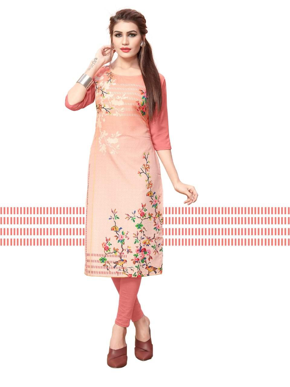 Ethnic Crepe Vol 11 collection 8