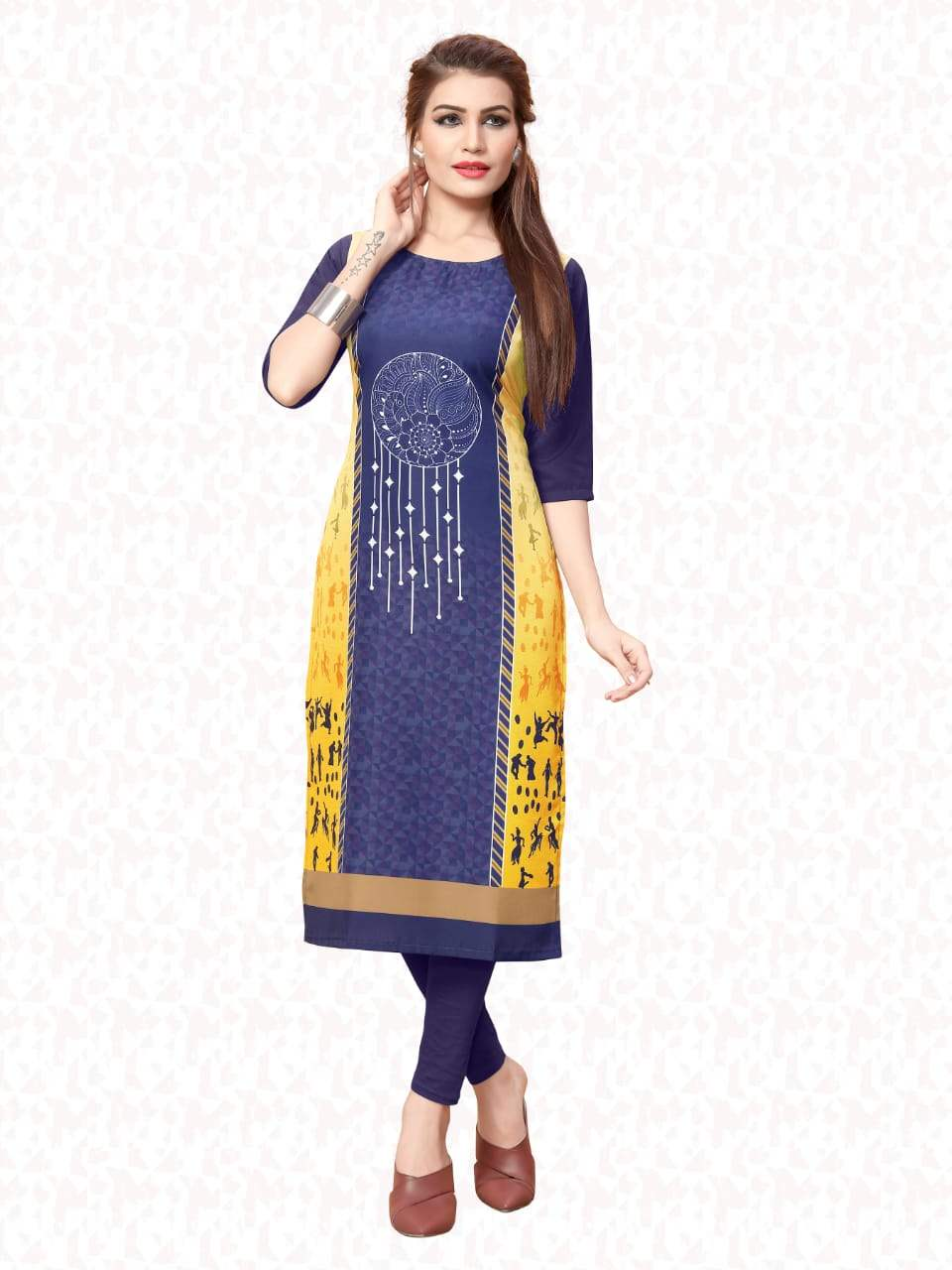 Ethnic Crepe Vol 11 collection 7