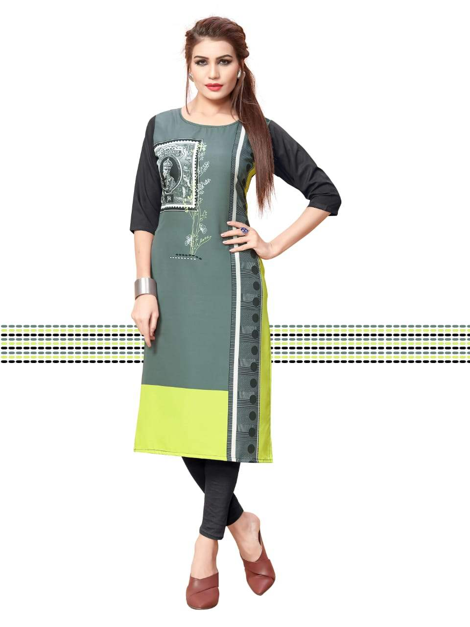 Ethnic Crepe Vol 11 collection 6