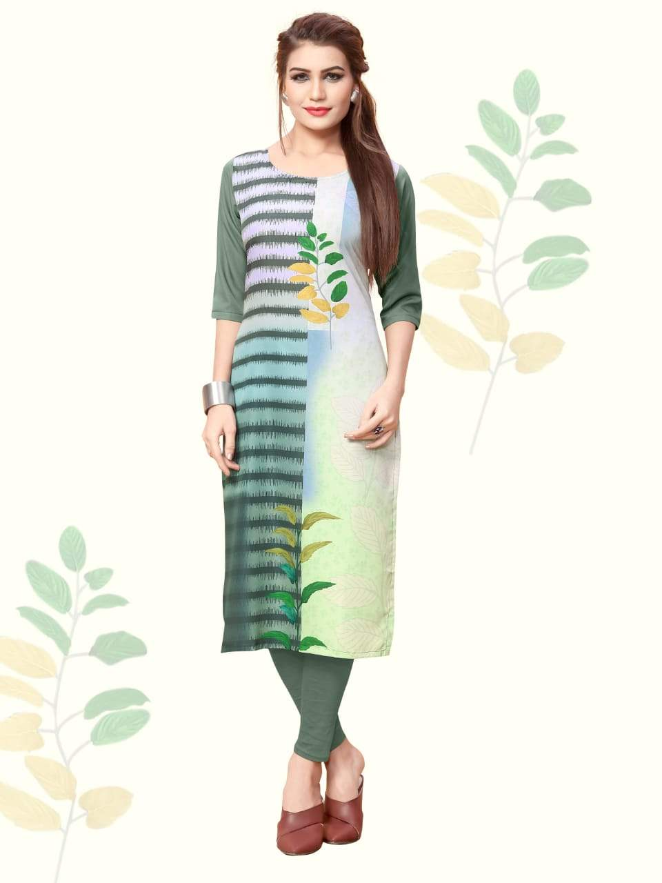 Ethnic Crepe Vol 11 collection 1